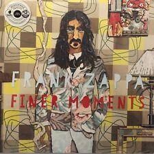 Finer Moments by Frank Zappa(180g Vinyl 2LP),  2012 Universal Music