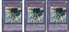 3 x Elemental Hero Great Tornado  LC02 EN010 Ultra Rare YuGiOh Cards