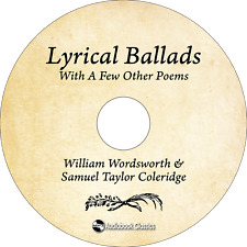Lyrical Ballads - Unabridged MP3 CD Audiobook in paper sleeve