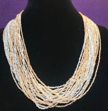 Unbranded Glass Glass Vintage Costume Jewellery
