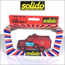 Camions miniatures Solido Dodge