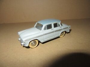 818H Vintage Dinky No 544 Made in France Simca Aronde P60 Grise 1:43