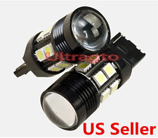 Universal Car CREE LED & 5050SMD T20 7440 Socket Projector Backup Tail light