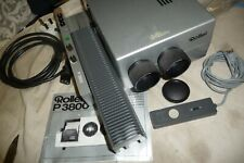 Slide projector ROLLEI ROLLEIVISION P3800 slide dissolve projector+remote CDINFO