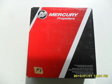 mercury/mariner 25 hp bigfoot 4stroke and  30-60 hp propeller