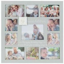 Love Life Multi Aperture Photo Frame - Grandchildren Bring Joy 14 x 5 x 14.5