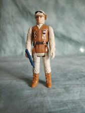 RARE CHINA Vintage Rebel Soldier (Hoth) Star Wars Action Figure 1980 - COMPLETE