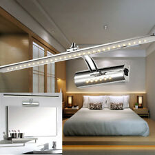 Switch Wall Mains Light Bathroom Bedroom Makeup Mirror Front Display Vanity Lamp