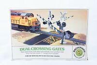 Bachmann Dual Crossing Gates Vintage NIB