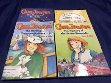 Cam Jansen Mystery Paperback Chapter Books ~ LOT OF 3 BOOKS