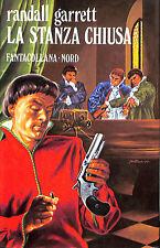 """[467] FANTACOLLANA ed. Nord 1977 n.  16 Garrett """"La stanza chiusa"""""""