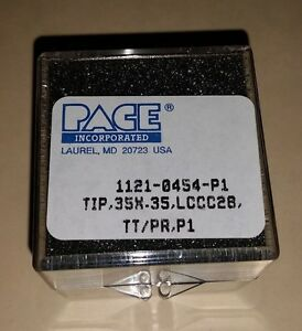 PACE 1121-0454-P1	TIP, .35 X .35 (Package of 1)