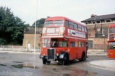 London Transport RT3351 Lewisham Aug 1978 Bus Photo