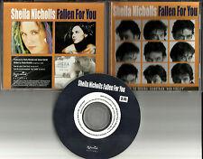 Sheila Nicholls Fallen For you Rare Usa Promo Dj Cd single John Cusack Pictures