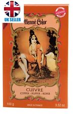 Henne Color Henna Powder Copper 100gm PACK OF 3