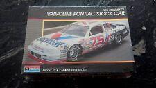 REVELL 1/24 #75 NEIL BONNETT'S VALVOLINE PONTIAC STOCK CAR NASCAR KIT # 2787 F/S