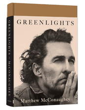 Greenlights by Matthew McConaughey (Electronic READING, 2020)