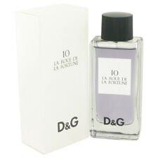 La Roue De La Fortune 10 Perfume By DOLCE & GABBANA FOR WOMEN 3.3 oz E.D.T