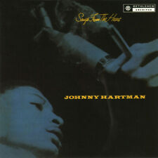 JOHNNY HARTMAN: SONGS FROM THE HEART CD! 2000 AVENUE JAZZ REMASTER! NR-MINT!