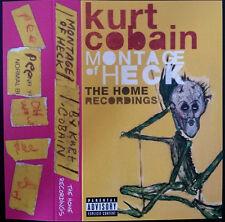 Kurt Cobain Montage of Heck : La Maison enregistrements 2015 GB Cassette + mp3