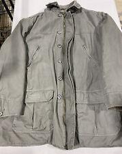 Cherokee Army Green Fleece Lined Coat Jacket Size 2XL Heavy Duty