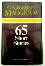 W. Somerset Maugham 65 Short Stories Rain First Published 1976 Vintage Book