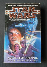 Assault at Selonia / Star Wars / Book2 / Allen Roger MacBride / Paperback / 1995