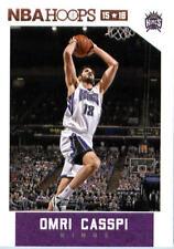 2015-16 Panini NBA Hoops #166 Omri Casspi Sacramento Kings NM Trading Card