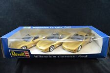 Revell Millennium Corvette Pack 1:25 scale - Chevrolet Official Licensed Product