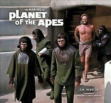 The Complete Making of the Planet of the Apes by Jonathan Rinzler (2018,.