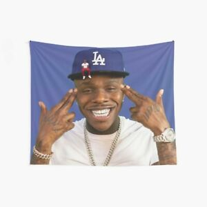 DaBaby Baby On Baby Tapestries, DaBaby Wall Tapestry