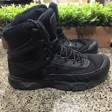 Under Armour Valsetz 2.0 Tactical Boots Black 1296756-001 Men's size 13