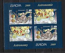 Europa Cept 2009 Rumänien Block I  **