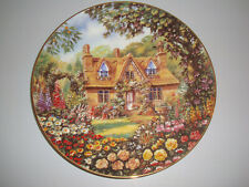 Lilliput Lane - Saffron House - Collector Plate