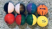 8 PING Golf Balls