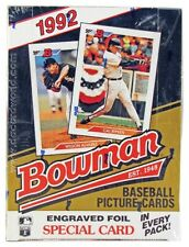 1992 Bowman Baseball Complete Your Set Pick 25 Cards From List
