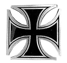 "Iron Cross - 2.25""x2"" Belt Buckle"