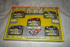 Limited Edition 1996 Matchbox Premiere Collection 5pc Corvette Set MISP 1/25000