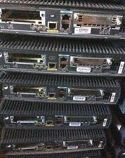 Cisco 1721 CISCO1721 1700 Series Router  No Power Supply ***Lot of 10