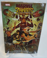 Marvel Zombies Destroy! 1 2 3 4 5 Horror Marvel Comic HC Hard Cover New Sealed