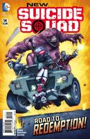 NEW SUICIDE SQUAD  #14 DC Comics 2014 COVER A 1ST PRINT