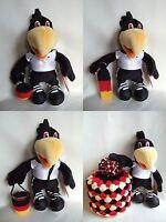 DFB Paule Plüsch (Adler) Deutschland Fußball EM WM Plüschfigur Maskottchen