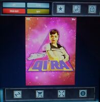 Topps Star Wars Digital Card Trader Pink Solo Prismatic Qi'Ra 50cc MADE EPIC
