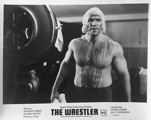 """SUPERSTAR"" BILLY GRAHAM 8""x10"" Media Kit Photo from the Movie ""The Wrestler""!!!"