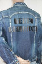 New True Religion Denim Jeans Jacket Medium M