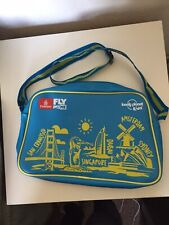 Lonely Planet Kids Fly Emirates Bag Purple Collectable Aeroplane