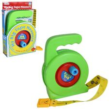 Educational / Early Learning Toys - Numbers - Colourful Tape Measure - Age 36m+