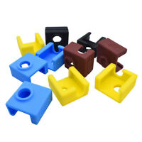 New 3D Printer Silicone Sock Heater Block Cover MK7 MK8 Hotend Heater Protect