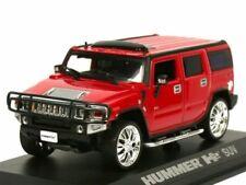 Hummer H2 SUV RED Norev [900955]