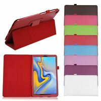 "Leather Stand Cover Case For Samsung Galaxy Tab A 10.1""  SM-T510/T515 Tablet US"
